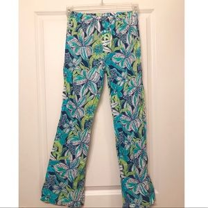 Lilly Pulitzer Pajama Bottoms PJ Pants